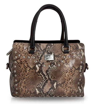 Bolso serpiente pitton transp web
